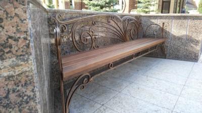 Кованая мебель ЛАВ1