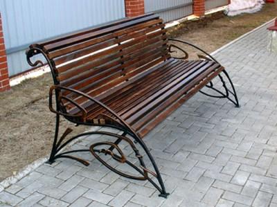 Кованая мебель ЛАВ5