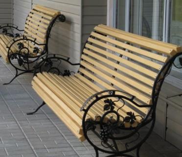 Кованая мебель ЛАВ7