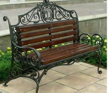 Кованая мебель ЛАВ8