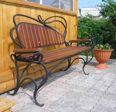 Кованая мебель ЛАВ10