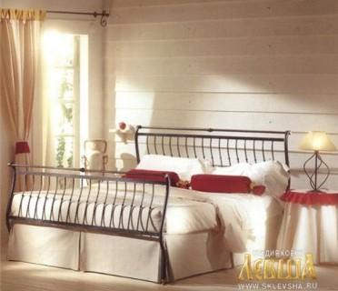 Кованая кровать 7406