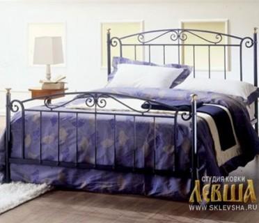 Кованая кровать 7409