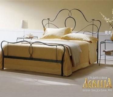 Кованая кровать 7410