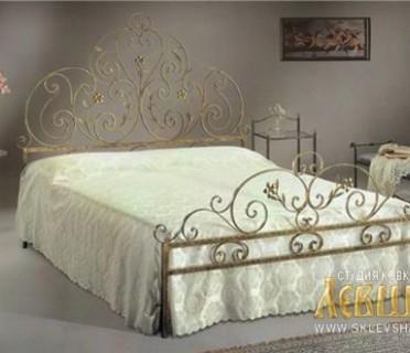 Кованая кровать 7413