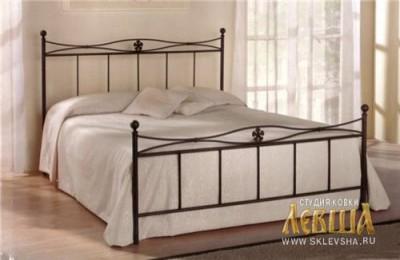 Кованая кровать 7421
