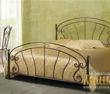 Кованая кровать 7422
