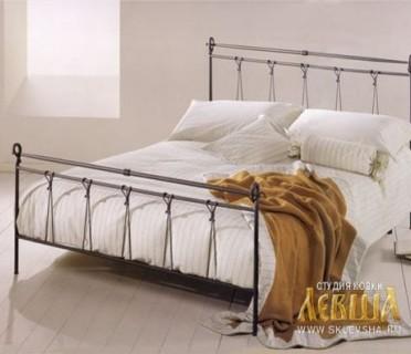 Кованая кровать 7425