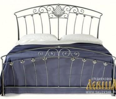 Кованая кровать 7427