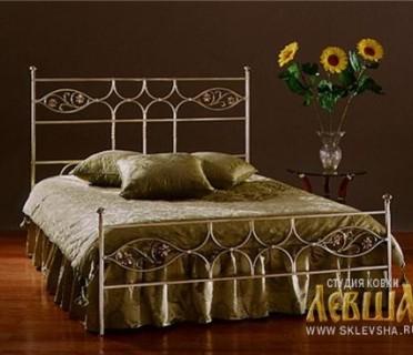 Кованая кровать 7431