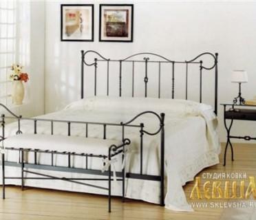 Кованая кровать 7434