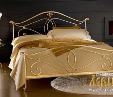 Кованая кровать 7438