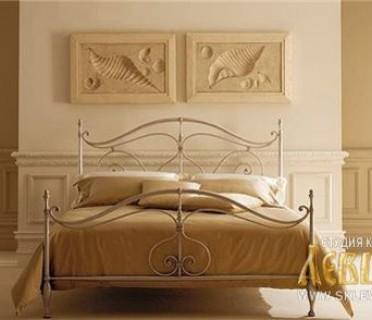Кованая кровать 7440