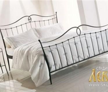 Кованая кровать 7442