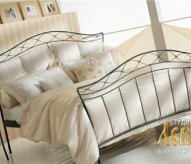Кованая кровать 7444