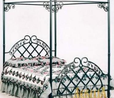 Кованая кровать 7453