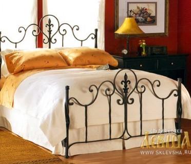Кованая кровать 7457