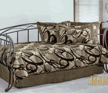 Кованая кровать 7460