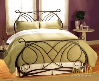 Кованая кровать 7462